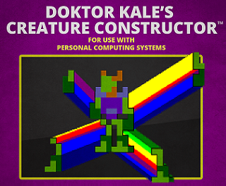 Small version of Doktor Kale's Creature Constructor box