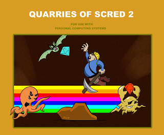 Small version of Quarries of Scred 2 box